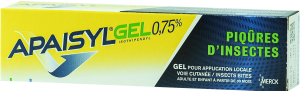 Apaisylgel 0,75%, gel pour application locale
