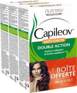 Capileov fortifiant cheveux & ongles