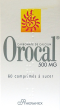 Orocal 500 mg, comprimé