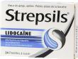 Strepsils lidocaine, pastille